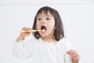 子ども 虫歯 歯みがき