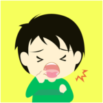 子どもの口に口内炎を発見!すぐに歯医者さんに連れて行くべき?
