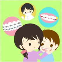 子ども 虫歯 歯並び