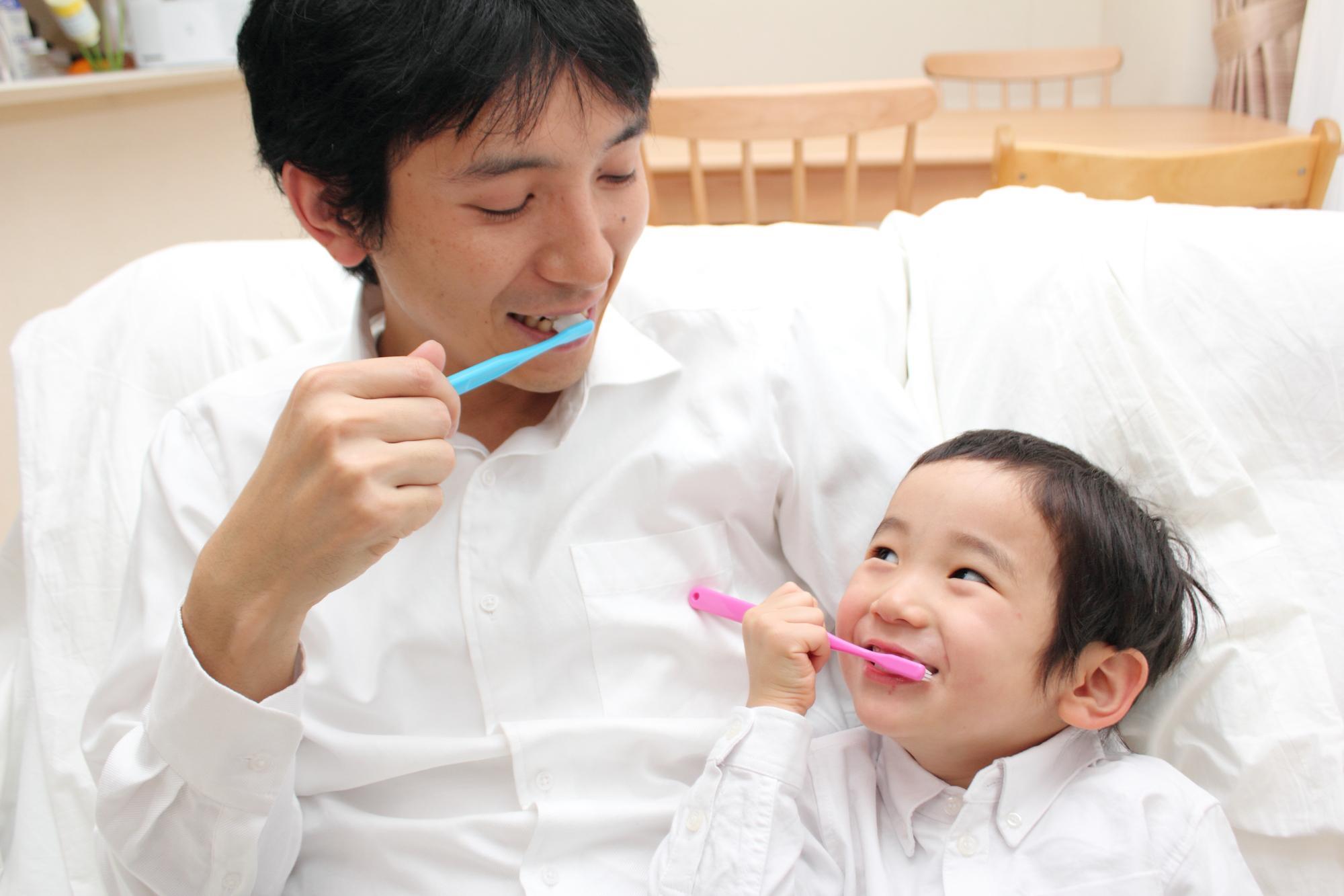 子ども 虫歯 食事