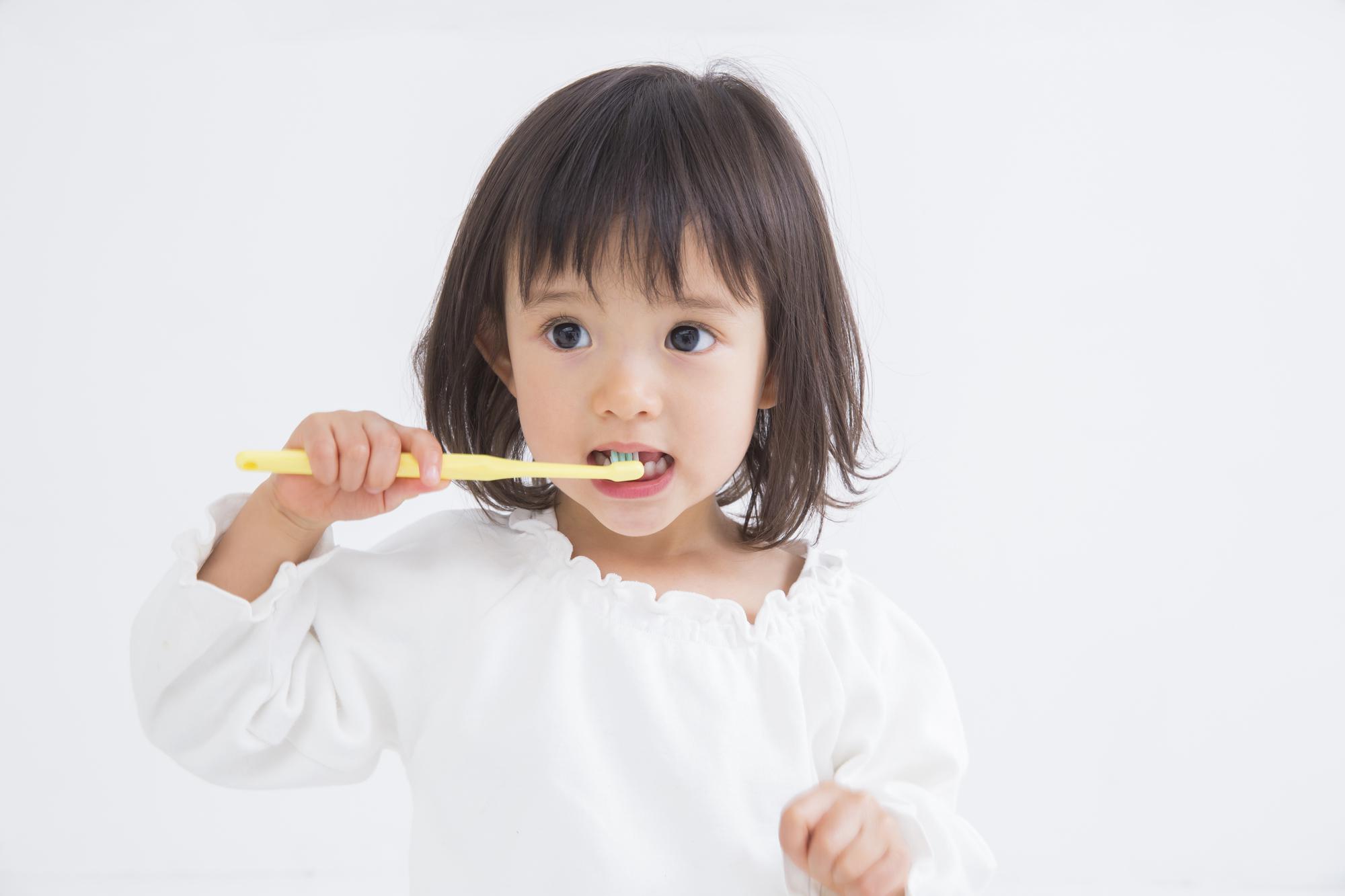 子ども 歯石