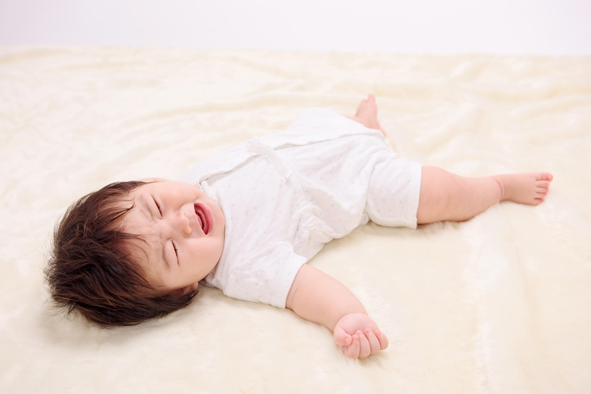 赤ちゃん 歯茎 黒い