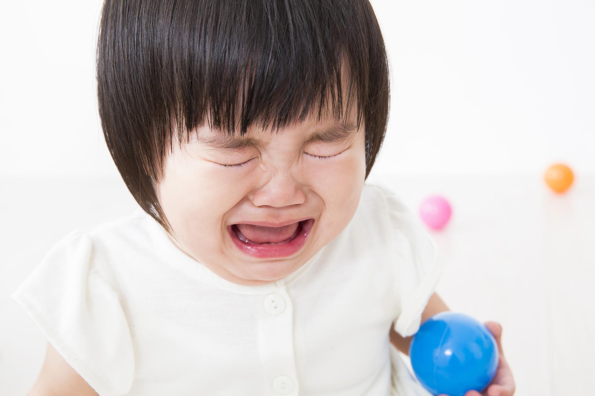 た 切っ 赤ちゃん 口 の 中