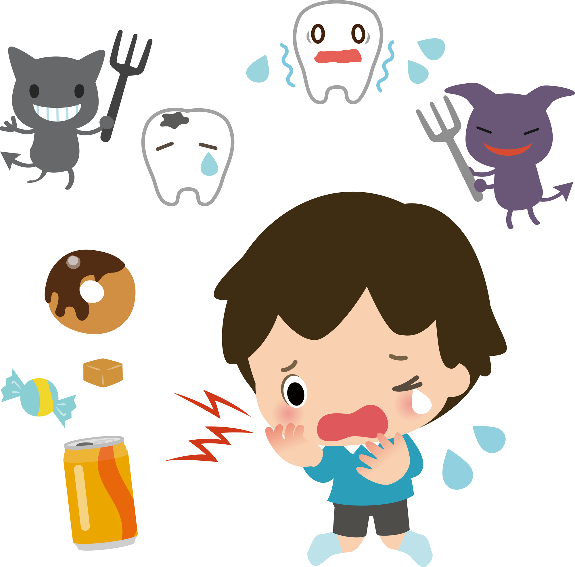 歯 が 痛い とき の 食べ物